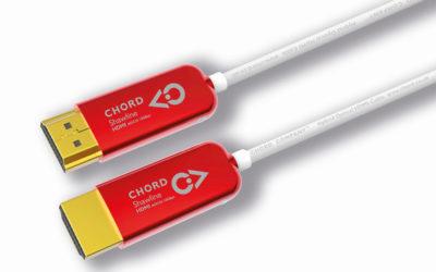 Chord – nowe kable HDMI