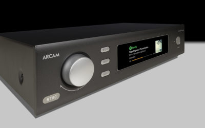 ARCAM przedstawia ST60, high-endowy odtwarzacz sieciowy