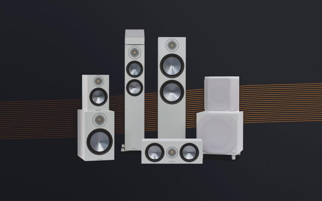 Monitor Audio Bronze 6G – Zaprojektowane dla Ciebie