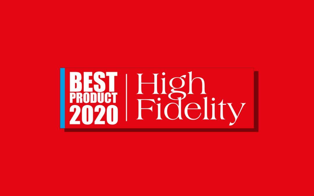 Nagrody roku 2020 magazynu HighFidelity.pl