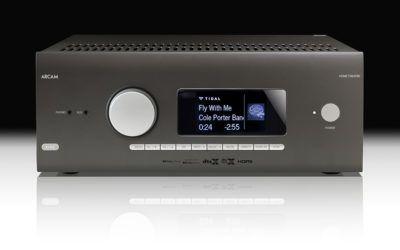 ARCAM wprowadził do sprzedaży muzykalny amplituner AV AVR5
